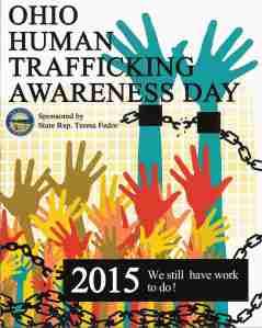 ohio human trafficking awareness day 2015 (small)