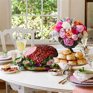 southern easter brunch