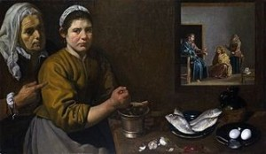Christ in the House of Martha and Mary (Diego Velázquez)
